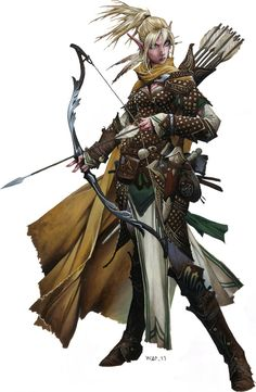 Paizo Pathfinder Elf Paladin Female_Of the four key NPCs in the Jade Regent Adventure Path, Shalelu is the most distant and her motives are easily the most mysterious, but she otherwise seems friendly and helpful enough.  — gutwrenchingrpg.org