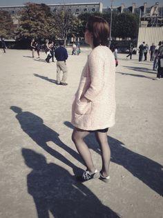Fashion statement #Paris