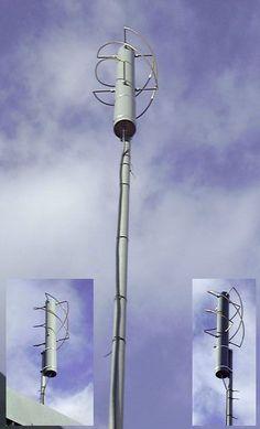 QHF Quadrifilar APT Antenna