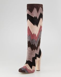Jimmy Choo - Oh yeah!  These boots are definitely made for walking.  Stylish walking! :) #ilovetoshop