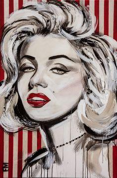Marilyn Monroe - Emma Sheldrake... | Kai Fine Art