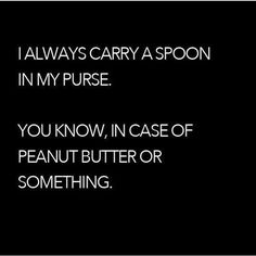 Fitness Quotes : Mines for emergency avocados :) Gym Humor, Workout Humor, Witty Quotes, Funny Quotes, Funny Memes, Hilarious, Peanut Butter Humor, Fitness Quotes, Fitness Humor