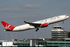 Virgin Atlantic Airways G-VKSS Airbus A330-343X aircraft picture