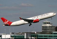 Virgin Atlantic Airways G-VKSS Airbus A330-343X aircraft picture