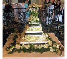 Flowers for wedding cake - WED020