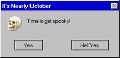 it is now the 2nd day of halloween