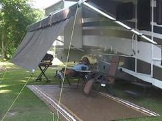 Five quick tips about your RV awning
