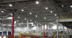 Current, Powered By GE, Installs LED Lighting In 32 GM Facilities #ConstructionRetrofits #EnergyManagementLighting #FacilityManagement
