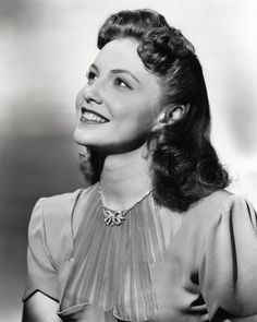 Joan Leslie (born January 26, 1925, Detroit, Michigan), American actress.