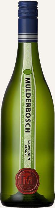 Mulderbosh, 2012, Afrique du Sud  3,8  plus sec