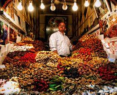choose your magic travel: Amazing Moroccan food