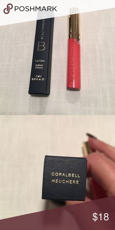 Beautycounter Lip gloss in Coralbell. NIB Beautycounter Lip gloss in Coralbell. NIB Beautycounter  Makeup Lip Balm & Gloss