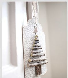 Best Christmas decoration EVER! So cute!  Great DIY project.