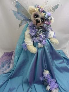 Tatania Queen of the Fairy's by Cooper bears