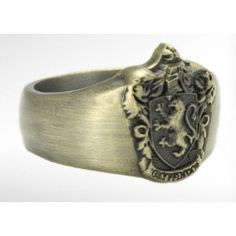 Gryffindor Crest Ring $ 19 from Amazon