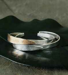 Leaf Cuff Bracelet by Colby June on Scoutmob Shoppe