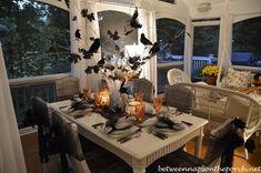 halloween dining room - Buscar con Google