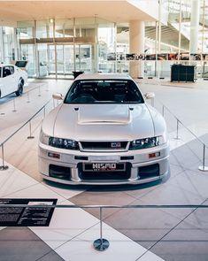 Nissan R33, Nissan Skyline R33, Skyline Gtr, Jdm Wallpaper, Vintage Sports Cars, Import Cars, Jdm Cars, Cars And Motorcycles, Godzilla