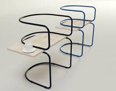 Air Chair la chaise pour pause café par Sergei Kotsepup