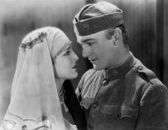 Mary Astor and William Boyd in Two Arabian Knights (1927)