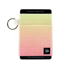 An elastic credit card holder designed for the fashionable minimalist. As a fashion accessory, we believe wallets should let you express your unique personality. Thread Wallets, Women Accessories, Fashion Accessories, Hermes Handbags, Birthday Wishlist, Eyeglasses, Personality, Minimalist, Card Holders