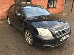 eBay: TOYOTA AVENSIS STARTS DRIVES SPARES OR REPAIR Toyota Avensis, Bmw, Motorcycle, Cars, Vehicles, Autos, Motorcycles, Car, Car