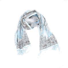 Girlie-Stuff | shawl turquoise