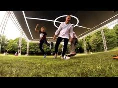 Swedish Cancer Society - Play in the Shade By Volontaire - http://www.theinspiration.com/2014/07/swedish-cancer-society-play-shade-volontaire/
