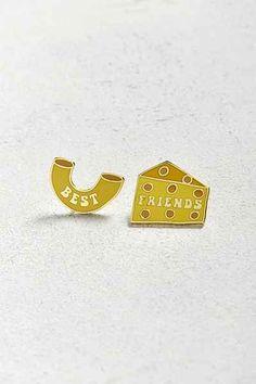 Magic Society Mac N' Cheese Pin Set