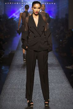 Jean Paul Gaultier Spring 2013 Ready-to-Wear Collection Photos - Vogue