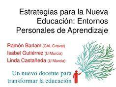 Estrategias para la Nueva Educación: Entornos Personales de Aprendiza…