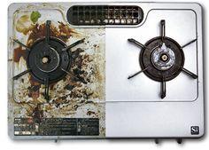 LDK編集部が過去に検証してきた掃除・洗濯ワザのなかから、主婦モニター、読者、プロ、編集部が「ぜったいマネしたい!」と選んだコンロの掃除ワザをご紹介します。 Moving House, Clean Up, Housekeeping, Clean House, Cleaning Hacks, Home Decor, Tips, Decoration Home, Room Decor