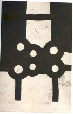 "Eduardo Chillida (1924-2002), ""Leizaran"","