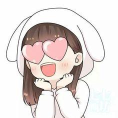 Cute Chibi Couple, Cute Couple Cartoon, Cute Love Cartoons, Cute Couple Art, Anime Love Couple, Cute Anime Couples, Kawaii Anime Girl, Anime Art Girl, Anime Chibi