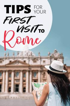 Going to Rome for the first time? Here's everything you need to know ahead of your first trip to the Eternal City. Grab a pen!