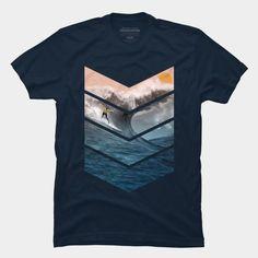 man and his wave Design T-Shirt Geometric Sunset beach T-Shirt T Shirt Design Keep It Cill Tshirt Khaki Little Man T-Shirt Style:CasualMaterial:CottonFabric Type:KnittedGender: for Men and women Size Bust Sleeve LengthS T Shirt Designs, New T Shirt Design, Shirt Print Design, Tee Design, T Shirt Printing Design, Design Kaos, Dress Designs, Reclaimed Vintage, T Shirt Custom