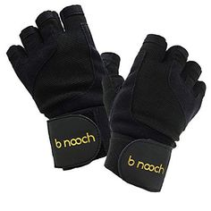 B Nooch? Premium Gold Label Weightlifting, Crossfit (WOD), Fitness & Workout Gloves with Wrist Wrap Support for Men & Women (Black) ? XS thru XL available ? Best Gloves, Gym Gloves, Workout Gloves, Lifting Workouts, Gym Workouts, Workout Gear, Weight Lifting Gloves, Gym Weights, Crossfit Shoes