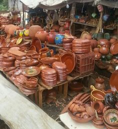 Carapan, Michoacan (Pottery)