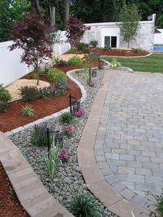 Amazing Backyard Landscaping idea, DIY Ideas