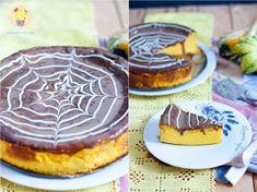Sernik dyniowy - DusiowaKuchnia.pl Pancakes, Pie, Breakfast, Desserts, Food, Torte, Postres, Crepes, Tart