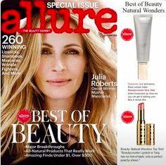 @Allure magazine Best of Beauty Winner 2015. BeautyCounter Dew Skin and Lip Sheers. Natural Beauty Award winners.