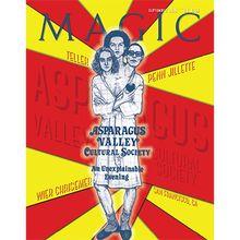Magic Magazine September 2015 - Book