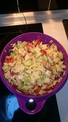 Wurst-Käse Salat 6