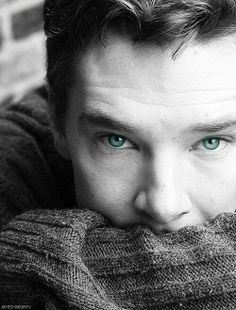 Benedict cumberbatch. Perfection !