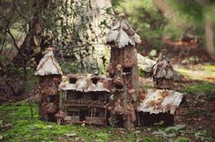d.i.y. wednesday: fairy architecture « HAUTE NATURE