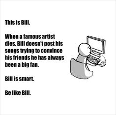 20+ Hilarious Yet Clever Life Lessons From Bill