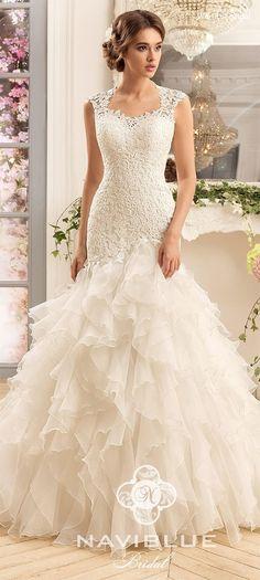 Naviblue 2016 Wedding Dress