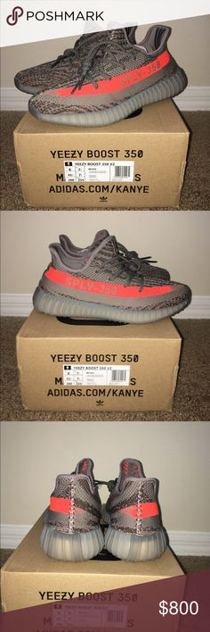 Yeezy Boost 350 v2 Brand New.    Size8.      Same day shipping. Adidas Shoes Athletic Shoes