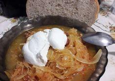 Húsos káposzta füstölt kolbásszal Ramen, Ethnic Recipes, Food, Eten, Meals, Diet