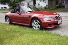 """The BMW Z3-M was produced by the German manufacturer from 1996-2002 and it is one of the top roadsters to ever be sold. The Z3 is also known for being part of the James Bond movie """"Goldeneye"""". The roadster is also the first BMW to be completely manufactured in the United States."""
